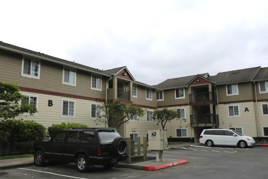 Horizon Square Apartments Everett